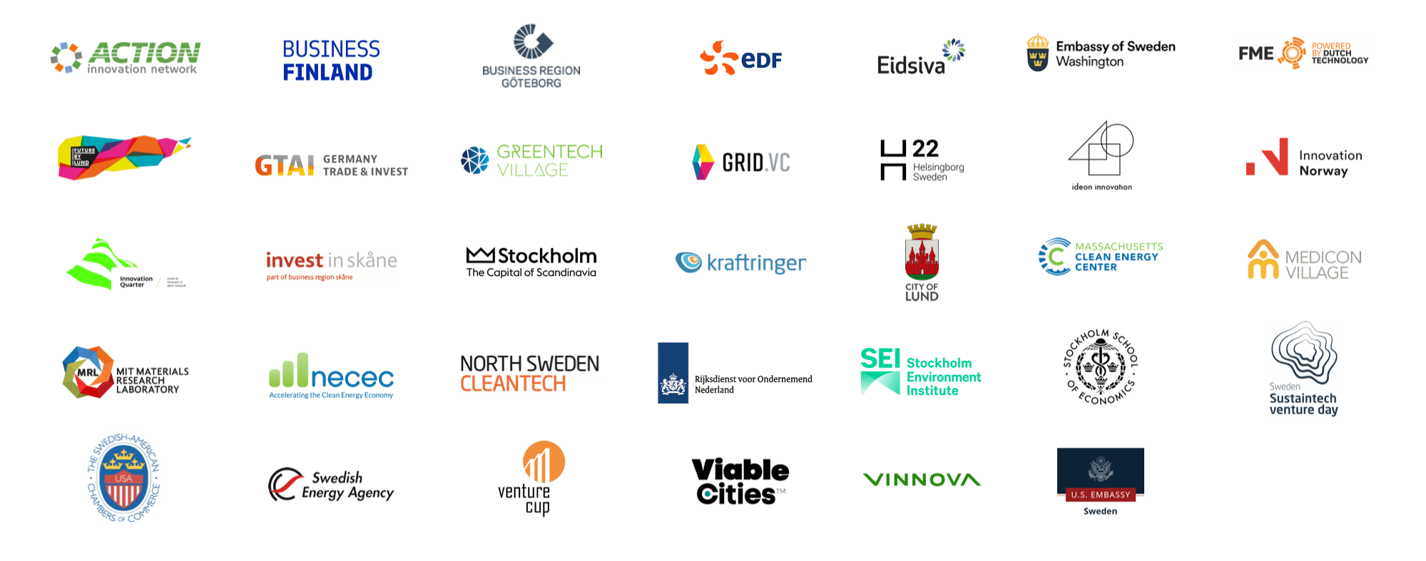 OUR ECOSYSTEM PARTNERS