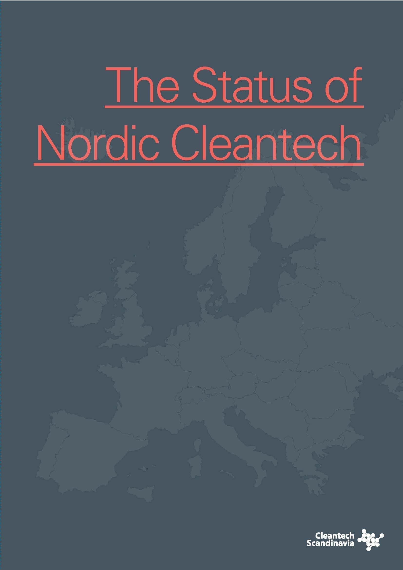The Status of Nordic Cleantech