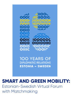 SMART AND GREEN MOBILITY: ESTONIAN-SWEDISH EVENT