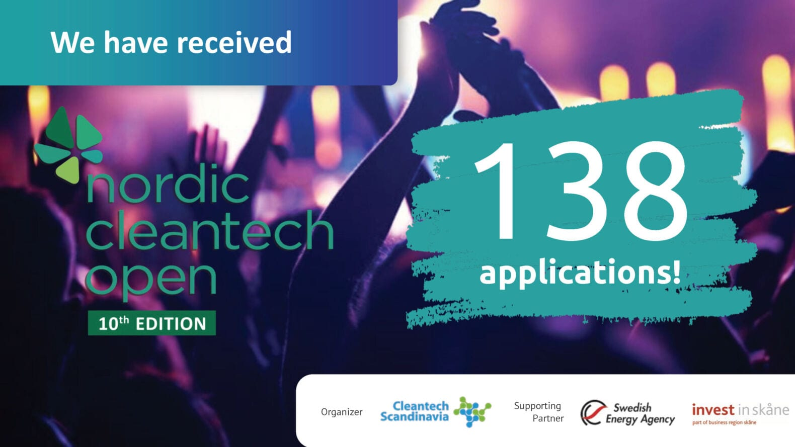 10th Nordic Cleantech Open