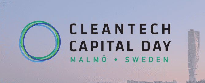 CLEANTECH CAPITAL DAY